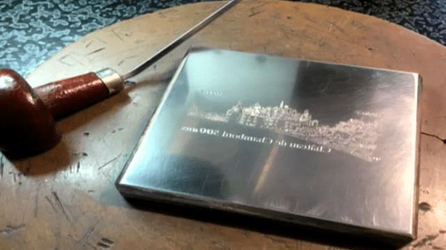 Timbre commémoratif 500 ans Chambord