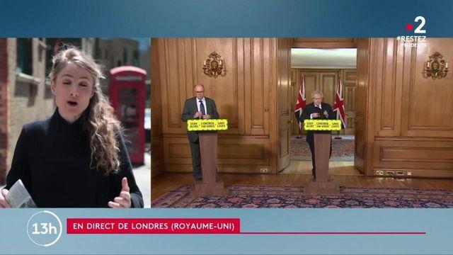 Au Royaume-Uni, Dominic Cummings, conseiller spécial de Boris Johnson, est accusé d'avoir violé les règles de confinement encore en vigueur dans le pays.