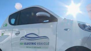 voiture electrique 7 000 euros (FRANCE 2)