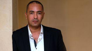L'écrivain algérien Kamel Daoud, Prix François Mauriac  (NICOLAS TUCAT / AFP)