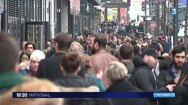 Noël : les Français de retour dans les magasins