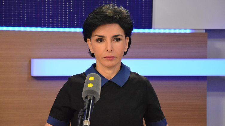 Rachida Dati,eurodéputée LR (RADIO FRANCE / JEAN-CHRISTOPHE BOURDILLAT)