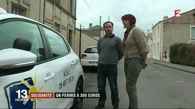 Emmaüs : une auto-école solidaire pour un permis de conduire à 300 euros
