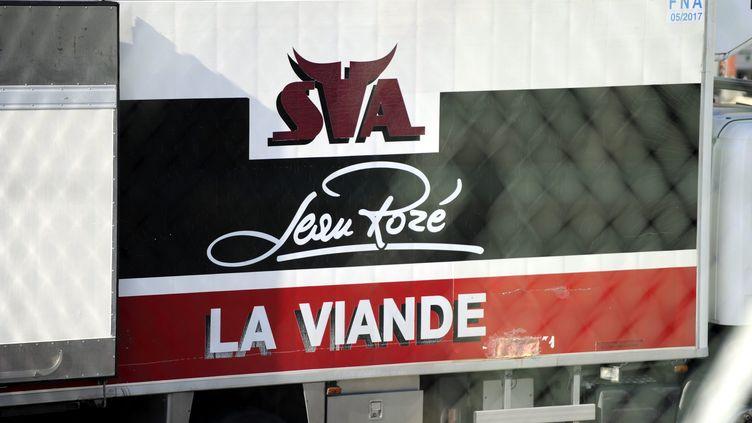 Trois enfants sonttoujours hospitalisés à Bordeaux, lundi 25 juin 2012, après une intoxication liée à la consommation de steaks hachésvendus sous les marques Jean Rozé, Netto et Top Budget. (JEAN MICHEL MAZET / MAXPPP)