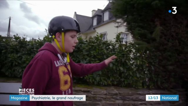 Psychiatrie : Kylian, 13 ans, schizophrène