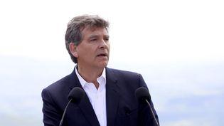 Arnaud Montebourg affirme que la population française s'appauvrit (OLIVIER CORSAN / MAXPPP)