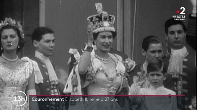 Dans le rétro : le jour où Elizabeth II accéda au trône d'Angleterre