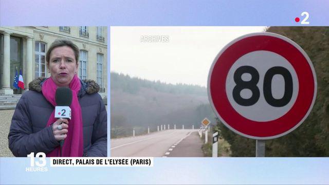 Vitesse limitée à 80 km/h sur les routes secondaires : l'exécutif va-t-il y renoncer ?