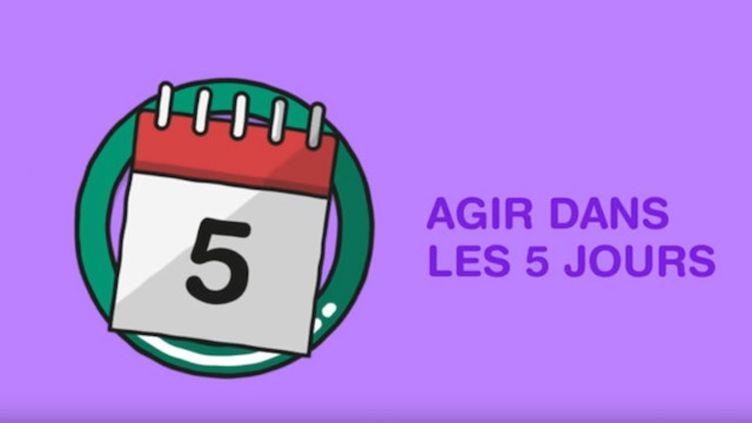 Contraception d'urgence : vous avez cinq jours pour agir (Crédits Photo : Capture d'écran vidéo Onsexprime.fr)