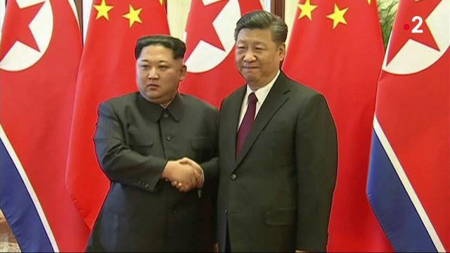 Kim Jong-un : accueil impérial en Chine