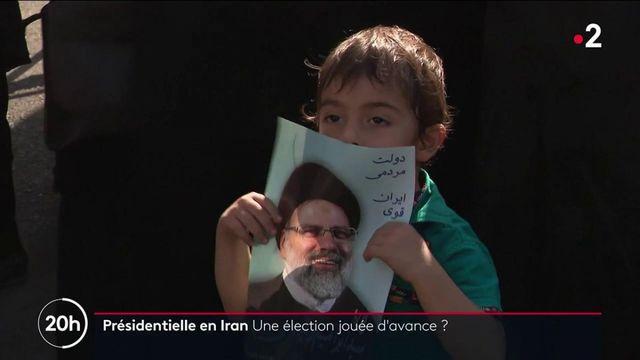Iran : une élection présidentielle jouée d'avance agace une partie de la population