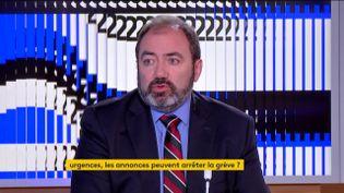 François Braun (Samu-Urgences) (FRANCEINFO)