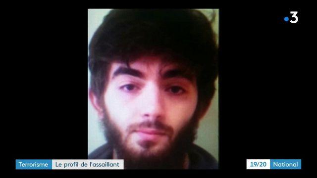 Attentat à Paris : le profil de l'assaillant
