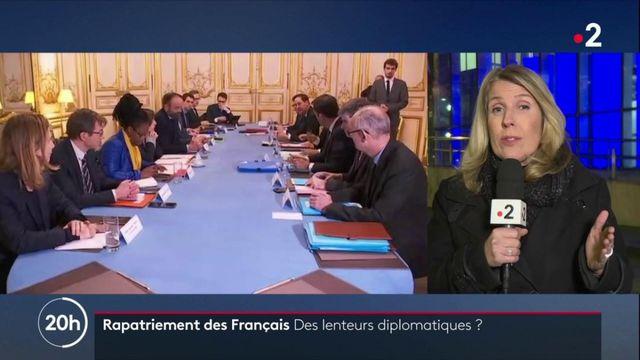 Coronavirus : y a-t-il des lenteurs diplomatiques dans le rapatriement des Français ?