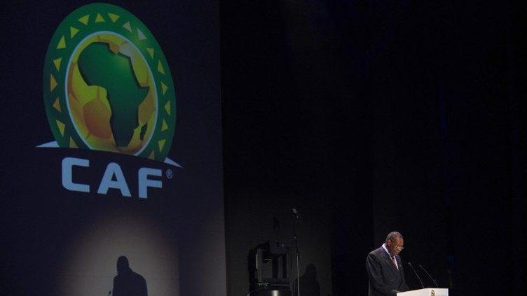 La CAF a décidé de sanctionner le Maroc  (VOISHMEL / AFP)
