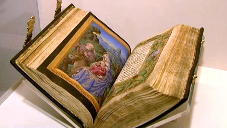 L'un des livres présentés à Blois  (France 3 / Culturebox)