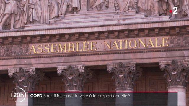 Politique : faut-il élire les députés à la proportionnelle ?