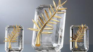 Palme d'or du festival de Cannes, remis aux lauréats (Festival de Cannes)