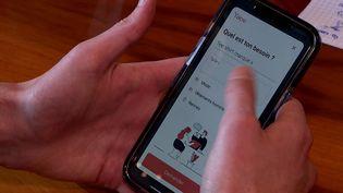 L'application Yabe est disponible en Lorraine et au Luxembourg. (FRANCEINFO)