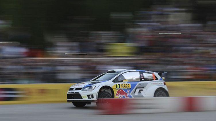 Andreas Mikkelsen (Volkswagen) (JOSEP LAGO / AFP)