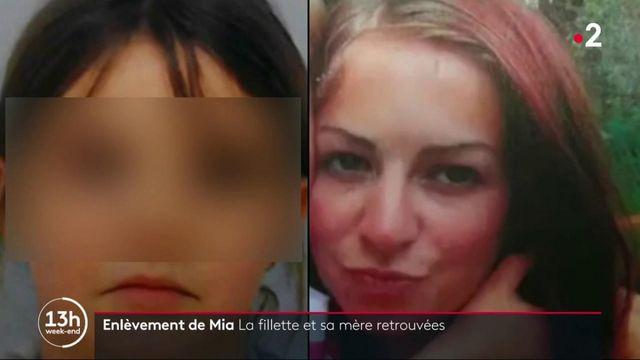 Enlèvement de Mia : l'enfant retrouvée en bonne santé