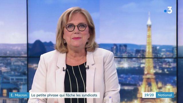 La petite phrase d'Emmanuel Macron qui fâche syndicats et patronat