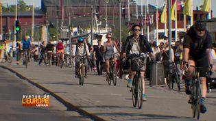 Avenue de l'Europe. La Suède, le pays où piétons et cyclistes sont rois (FRANCE 3 / FRANCETV INFO)