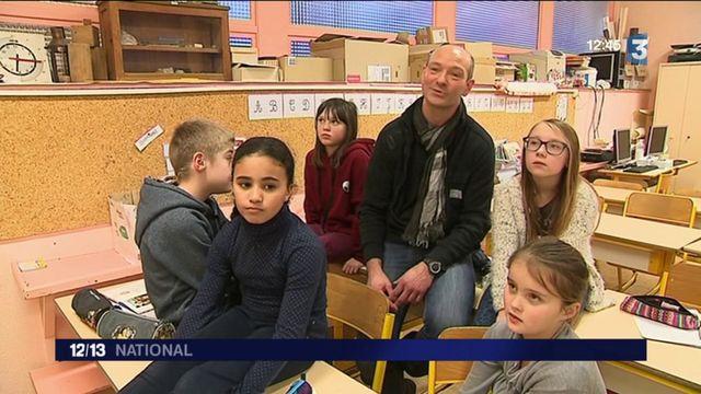 Nord : des écoliers récoltent des fournitures scolaires