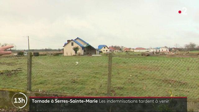 Pyrénées-Atlantiques : les sinistrés de Serres-Sainte-Marie attendent toujours leurs indemnisations