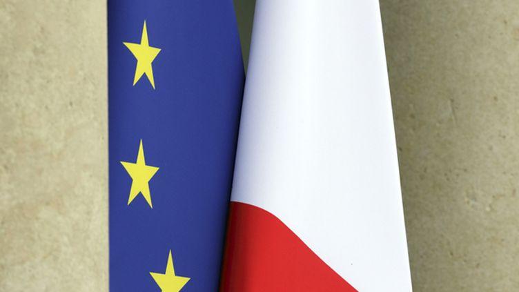 (La France et l'Europe : des relations parfois difficiles... © REUTERS- Philippe Wojazer)