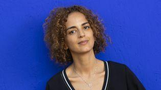 La romancière franco-marocaine Leïla Slimani en avril 2018.  (Valérie Macon / AFP)