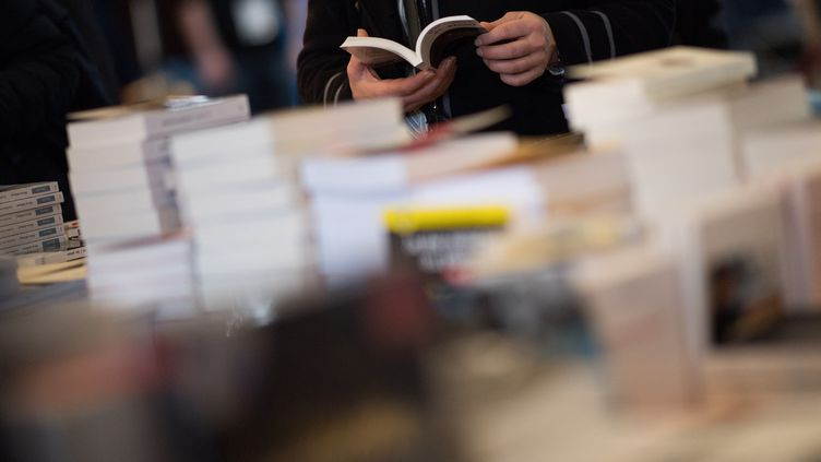 Illustration librairie. (LOIC VENANCE / AFP)