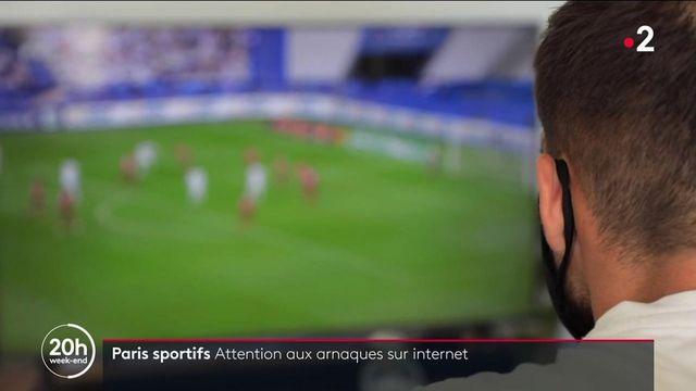 Paris sportifs : les arnaques se multiplient sur internet