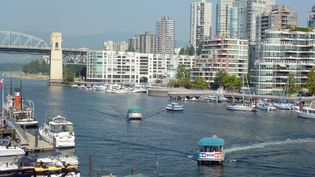 Vancouver (Canada) le 29 août 2017. (ALEXANDRA SCHULER / DPA / MAXPPP)