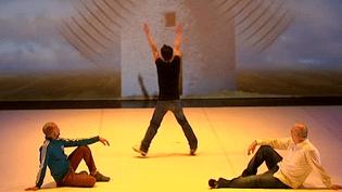 Une version dansée très moderne du Don Quichotte de Cervantès  (France 3/ Culturebox)