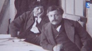 Charles Garnier, de l'Opéra aux Beaux-Arts, aller-retour  (Culturebox)