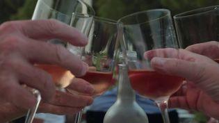 AOP d'exception : le rosé, un vin synonyme d'été (France 2)