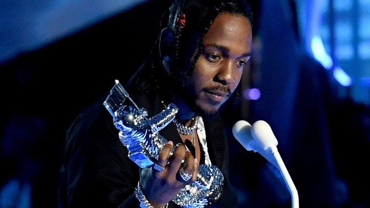 Kendrick Lamar, août 2017  (KEVIN WINTER / GETTY IMAGES NORTH AMERICA / AFP)