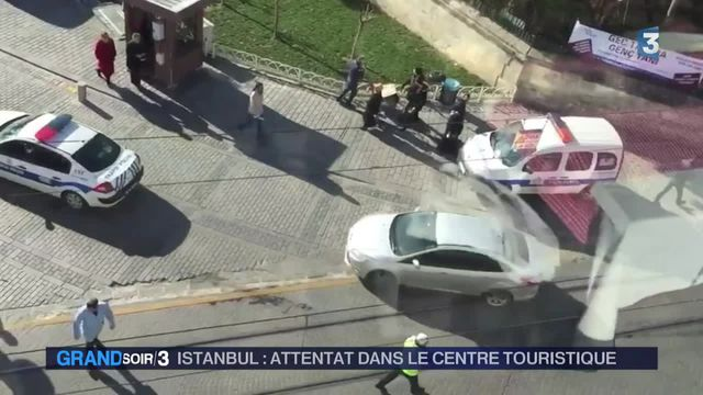 Attentat-suicide en Turquie : 10 morts et les touristes occidentaux visés