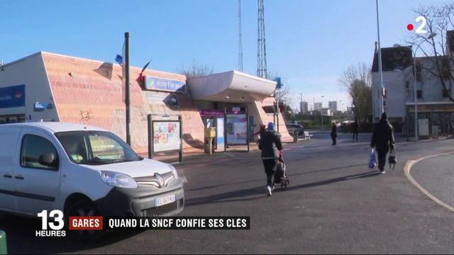 SNCF : des marchands de journaux pour ouvrir et fermer les gares