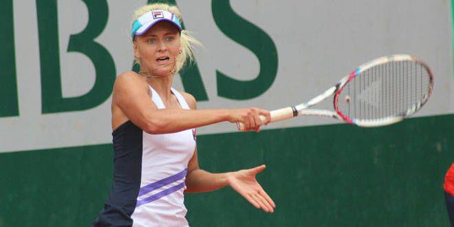 L'ukrainienne Maryna Zanevska