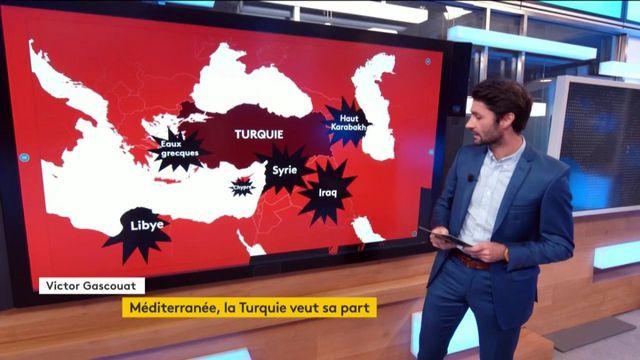Mal en point économiquement, la Turquie sur tous les fronts