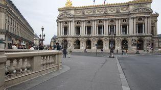 L'Opéra de Paris (illustration). (PATRICK KOVARIK / AFP)