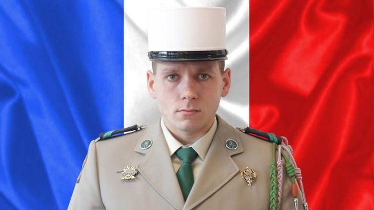 L'Elysée a annoncé samedi 2 mai dans un communiqué la mort dubrigadier Dmytro Martynyouk. (MINISTERE DES ARMEES)