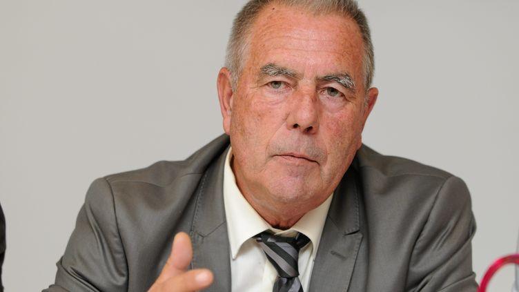 Christian Bilhac, maire de Peret et président de l'association des maires de l'Hérault (JEAN MICHEL MART / MAXPPP)