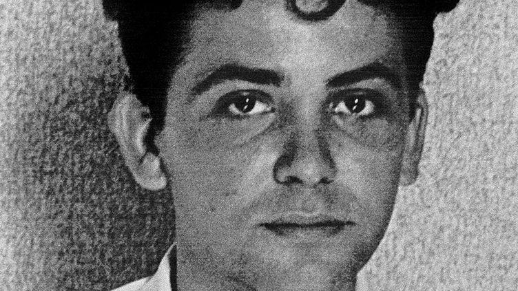 Maurice Audin, militant communiste et de la cause de l'indépendance algérienne, tué pendant la bataille d'Alger (Algérie), en 1957. ( AFP )