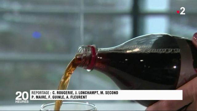 Taxe soda : moins de produit pour le même prix