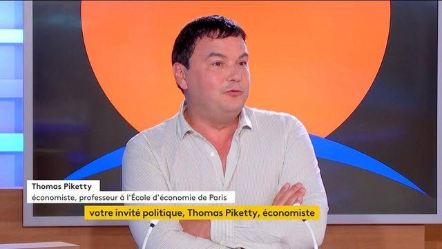 """La question des inégalités """"intéresse tout le monde"""", affirme l'économiste Thomas Piketty"""