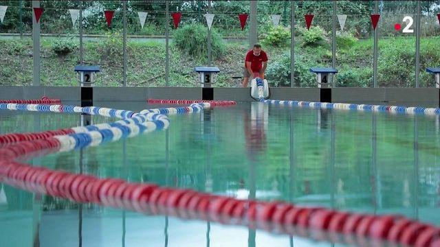 Pays de la Loire : les cours de natation redémarrent près de Nantes