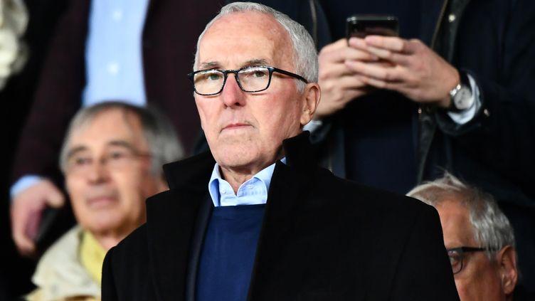 Frank McCourt, le propriétaire de l'Olympique de Marseille.  (MUSTAFA YALCIN / ANADOLU AGENCY)